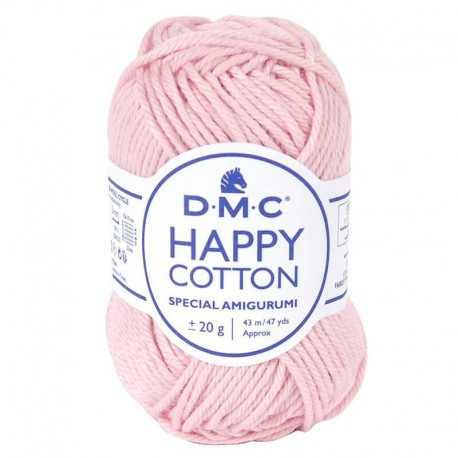 Happy cotton de DMC - 764