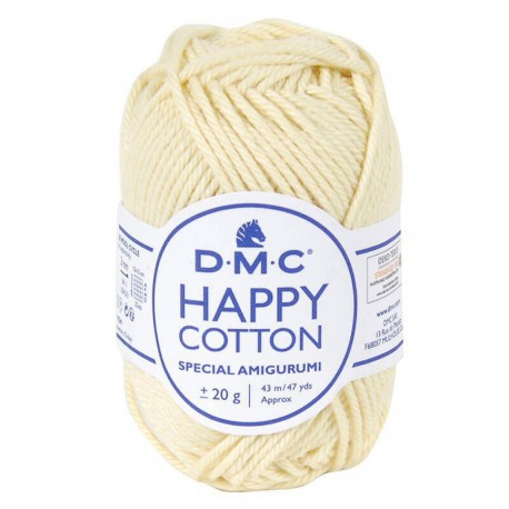 Happy cotton de DMC - 770