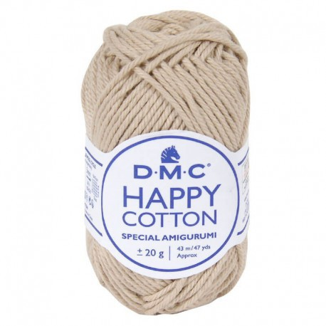 Happy cotton de DMC - 773