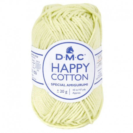 Happy cotton de DMC - 778
