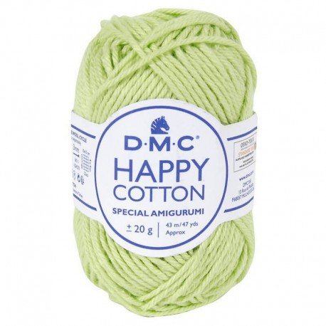 Happy cotton de DMC - 779