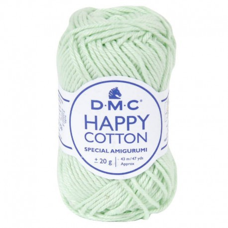 Happy cotton de DMC - 783