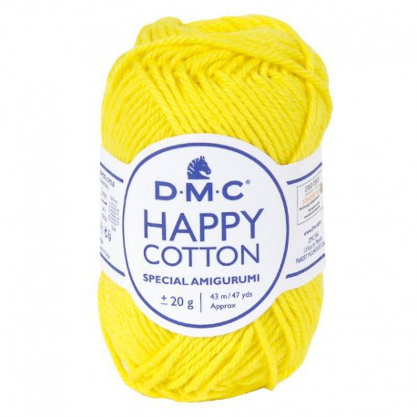 Happy cotton de DMC - 788