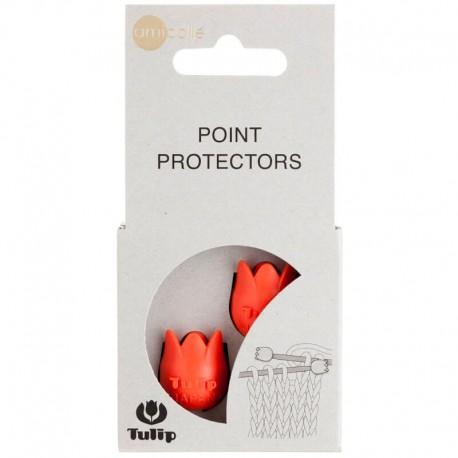 Protectores de agujas Tulip - naranja-5-6-5