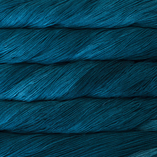 Malabrigo Sock - 412-teal-feather