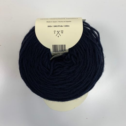 La oveja nómada Baby - azul-noche-5572