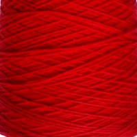 Conos Cotton Nature 3,5 Hilaturas LM - 4104-rojo