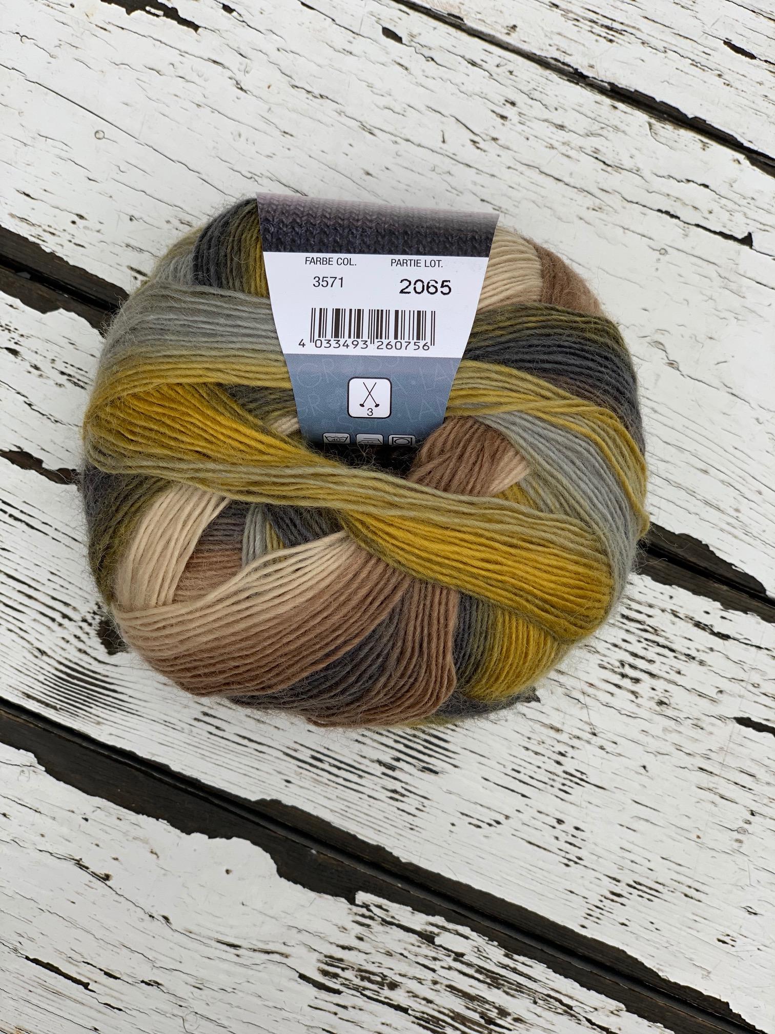 Meilenweit Magico II socks - 3571