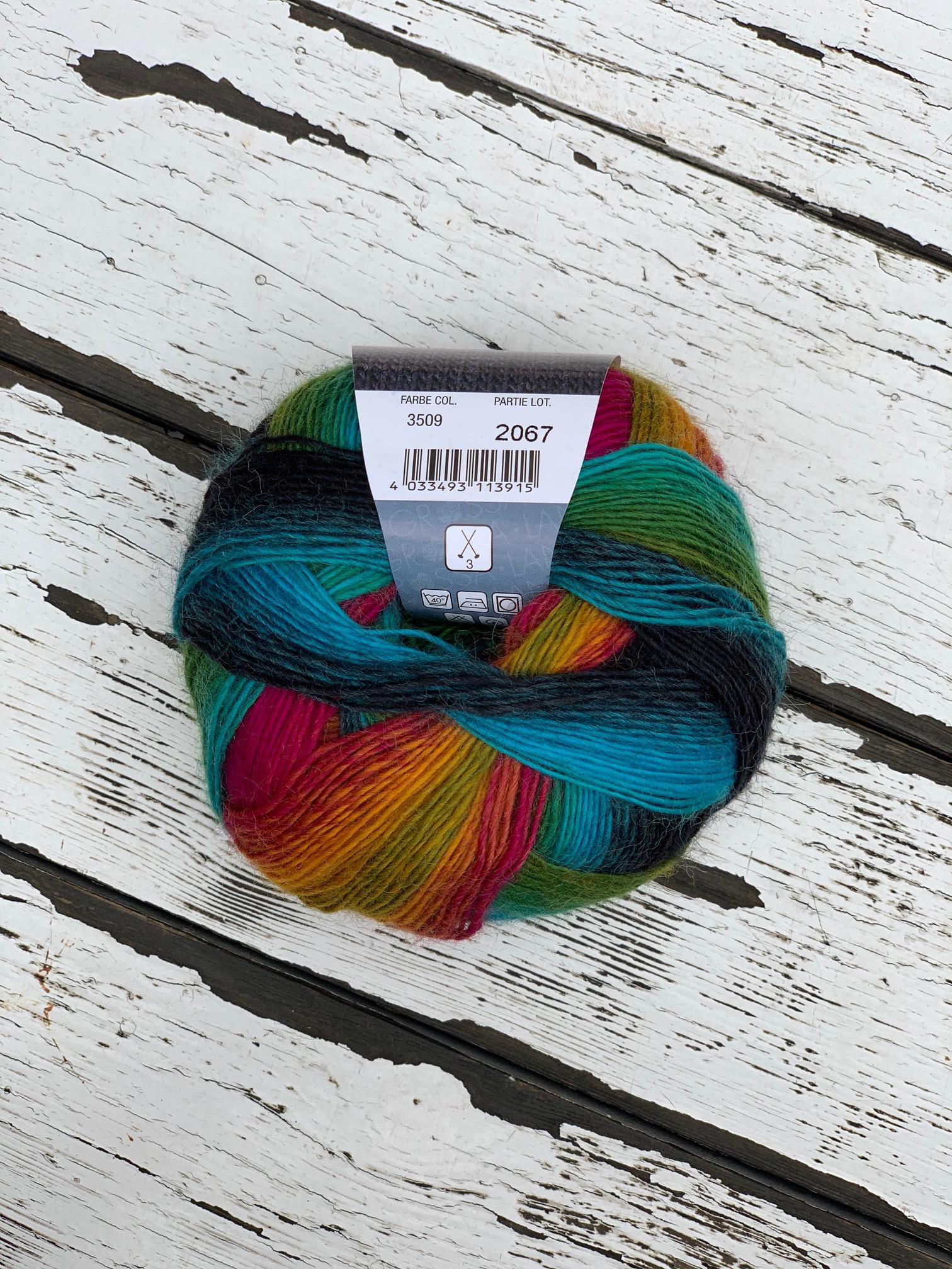 Meilenweit Magico II socks - 3509