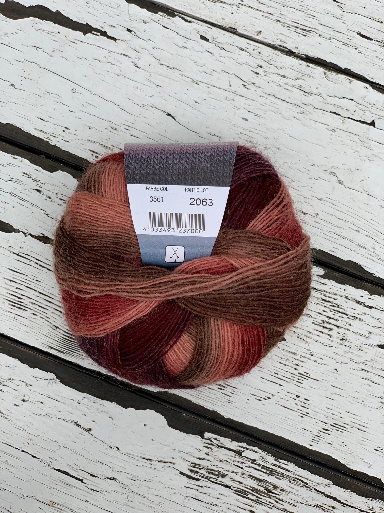 Meilenweit Magico II socks - 3561