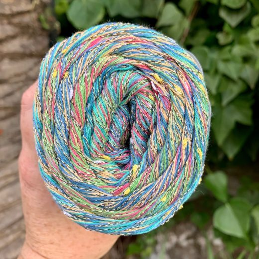 Summer Tweed Gomitolo - 009