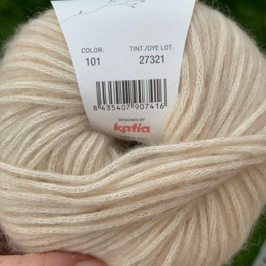 Cotton Merino de Katia Concept - 101