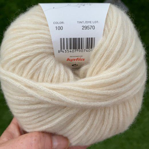 Cotton Merino de Katia Concept - 100