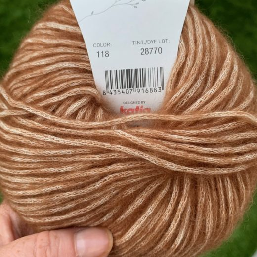 Cotton Merino de Katia Concept - 118