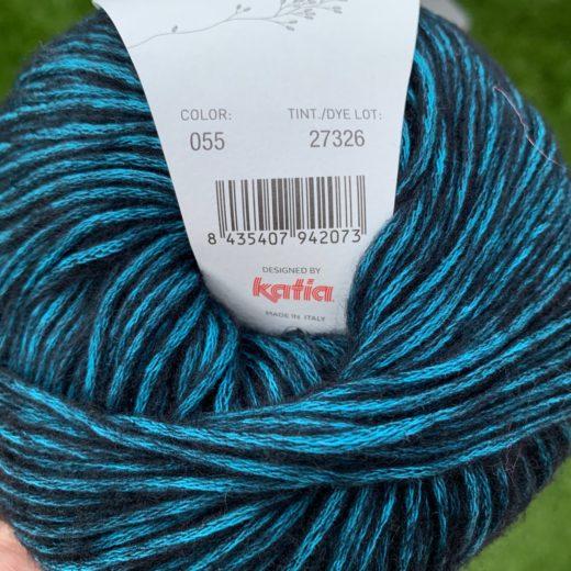 Cotton Merino de Katia Concept - 55