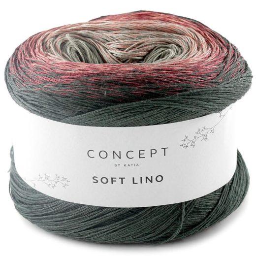 Soft Lino de Katia Concept - 602