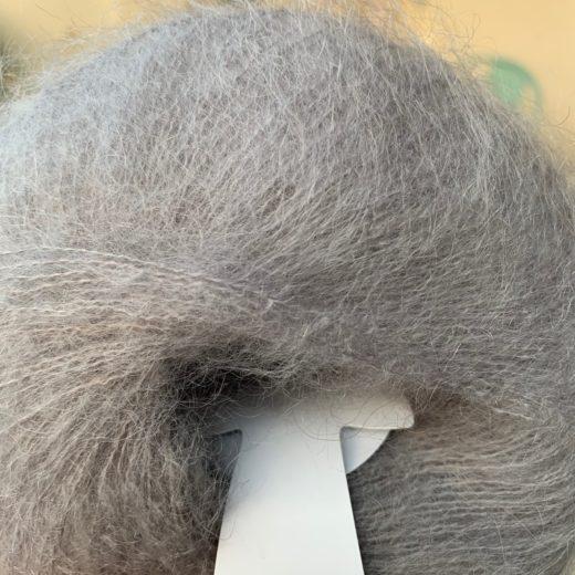 Plumé Mohair de Lanas Alpaca - 30005-gris