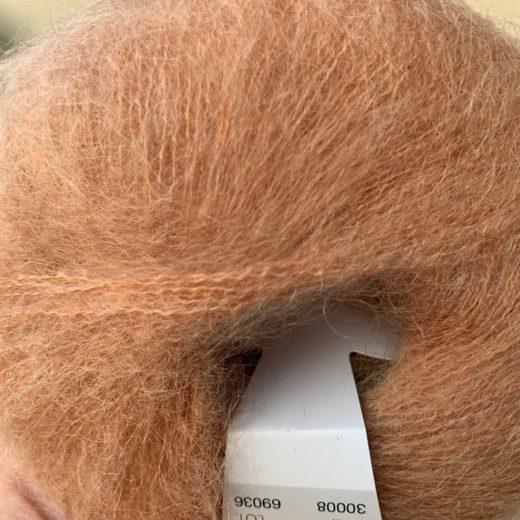 Plumé Mohair de Lanas Alpaca - 30008-camel