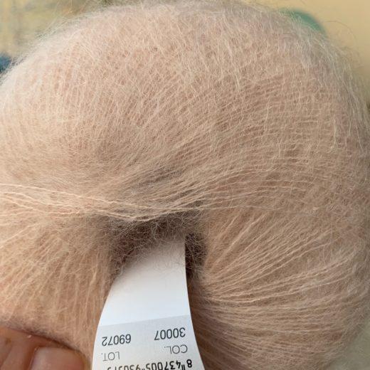 Plumé Mohair de Lanas Alpaca - 30007-beige