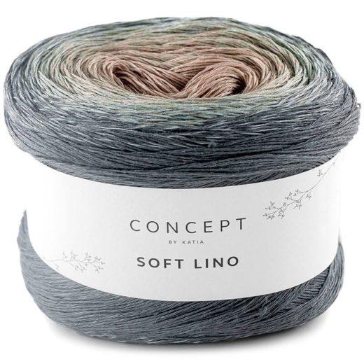 Soft Lino de Katia Concept - 600