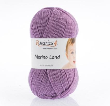 Merino Land Rosarios 4 - 16-lavanda