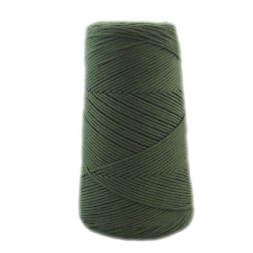 Conos de algodón XL Casasol - verde-botella