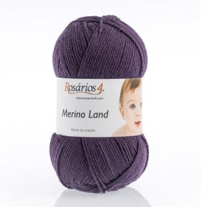 Merino Land Rosarios 4 - 21-morado