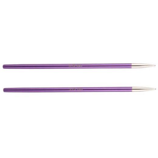 Agujas intercambiables de 10cm Zing Knit Pro - 3