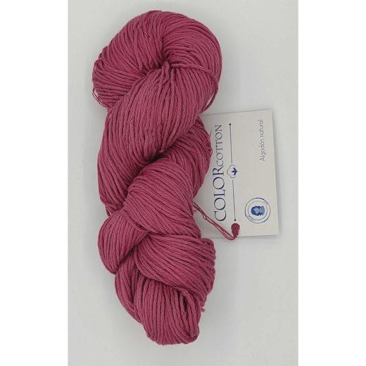 COLORCOTTON ADR lanas - 63-ciruela