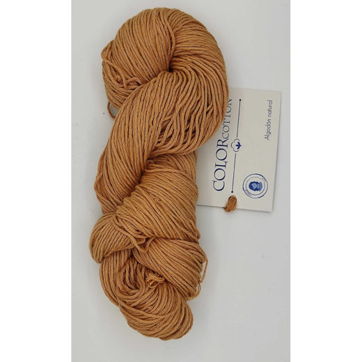 COLORCOTTON ADR lanas - 70-mostaza