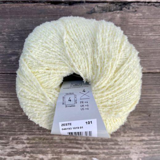 Baby Doll Phildar - limon