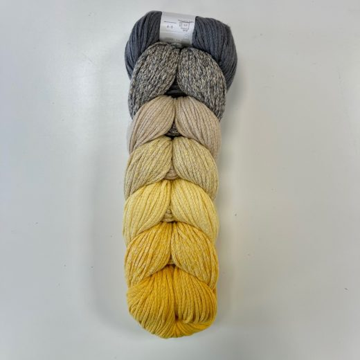 Mondial Treccia - 609-grises-amarillos