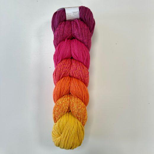 Mondial Treccia - 607-amarillos-morados